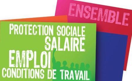 Salaires, emplois, précarité… un premier pas…