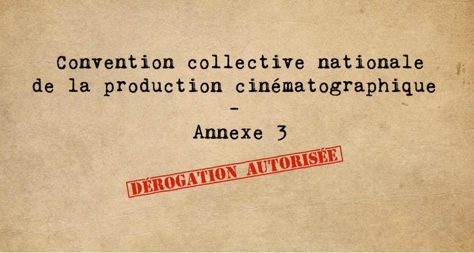 Films de la dérogation 2015