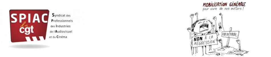 SPIAC CGT logo