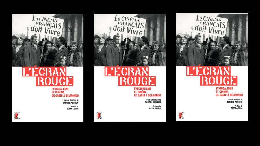 """Commandez le livre """" L'Ecran Rouge """" au meilleur prix"""