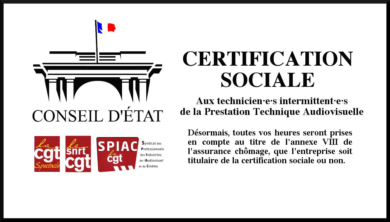 Certification sociale, désormais toutes vos heures comptent