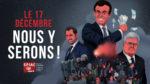 17 DEC 2019 – MANIFESTATION CONTRE LA REFORME DES RETRAITES MACRON-DELEVOYE