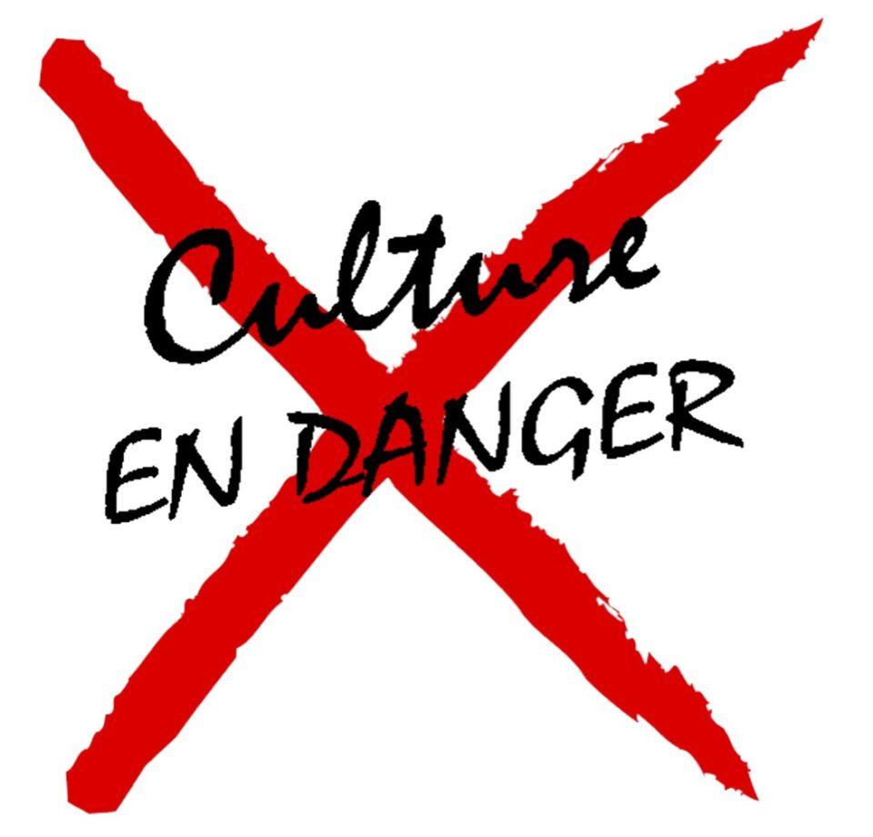 Culture en Danger à la Bastille le 15 décembre